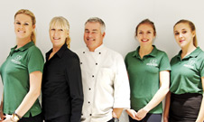 The Simon Smith Catering Team
